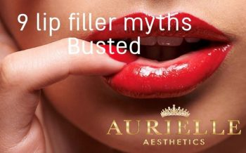 9 Lip Filler Myths Busted