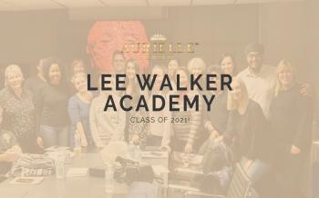 I've completed the Lee Walker Academy!